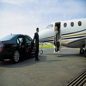 Limo Services At The Airport